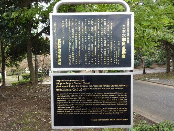 日本標準原点を覗く_c0141223_18223509.jpg