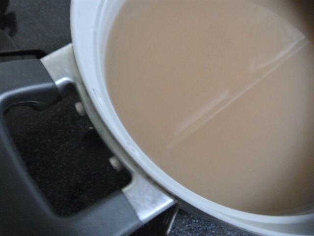 和菓子の中でこだわりをかなぐり捨てた甘味、それが『ぜんざい』である。_d0137326_16252703.jpg