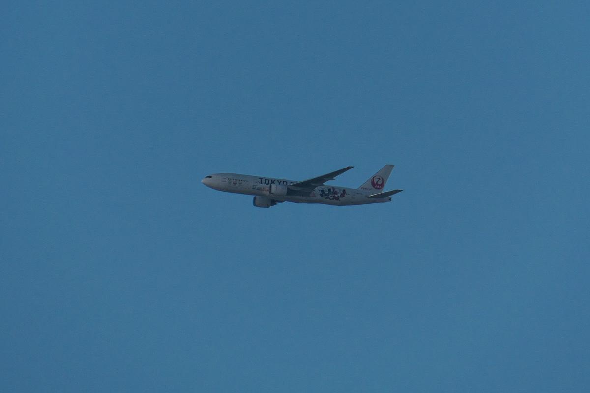 羽田新ルート南風運用・RW16着陸機はかなりカオスな状況_d0137627_21545017.jpg