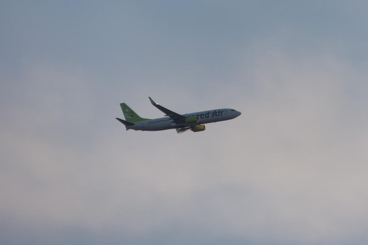 羽田新ルート南風運用・RW16着陸機はかなりカオスな状況_d0137627_22232404.jpg