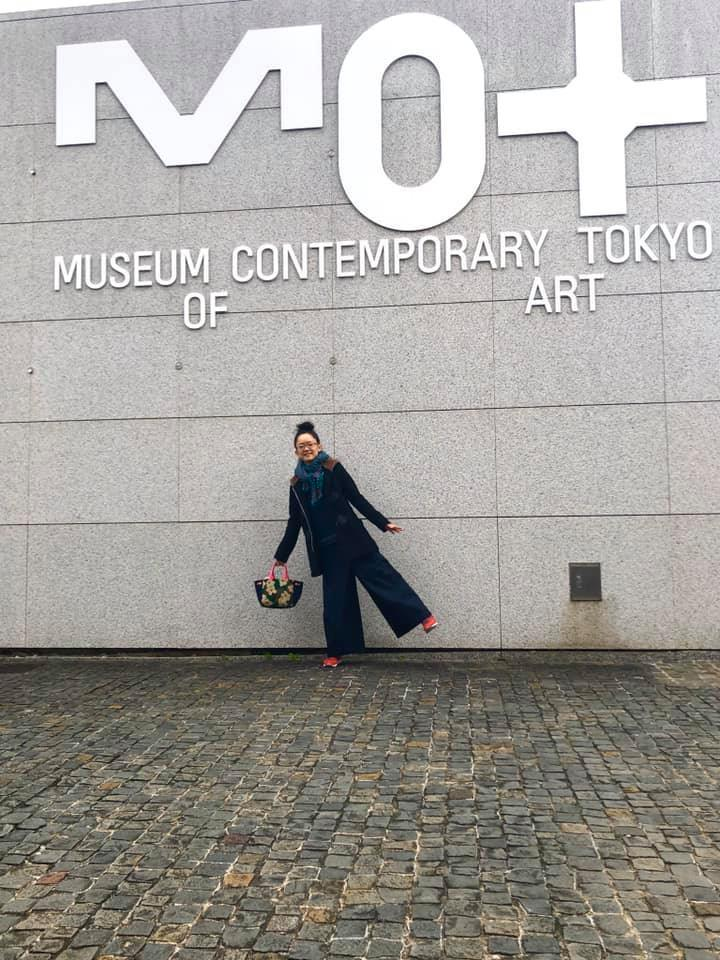 東京都現代美術館へ_e0197227_16151318.jpg