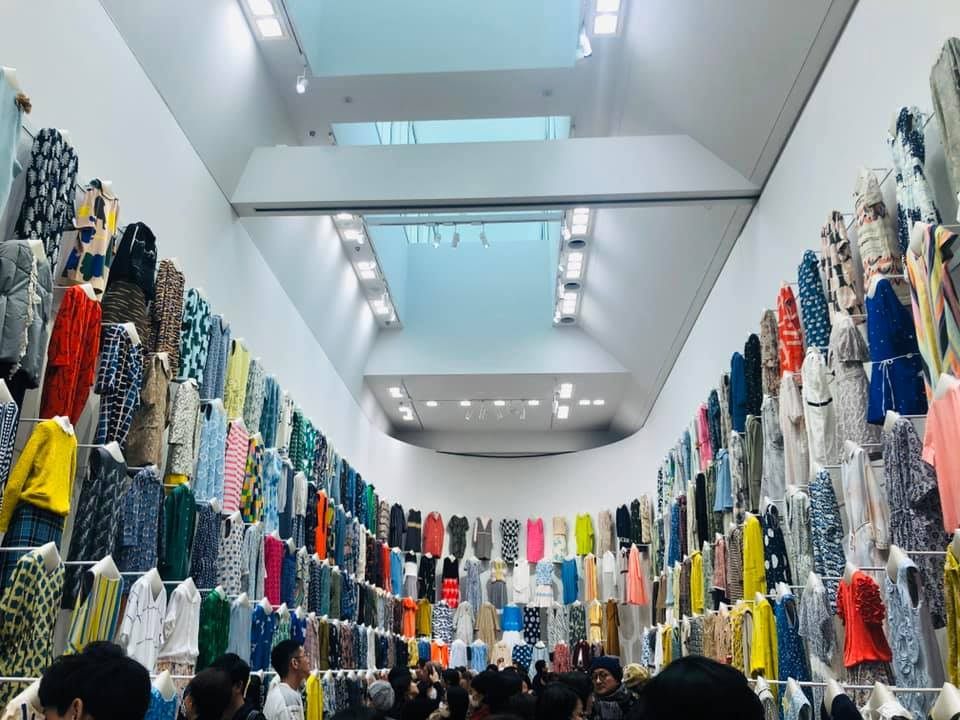 東京都現代美術館へ_e0197227_16151390.jpg