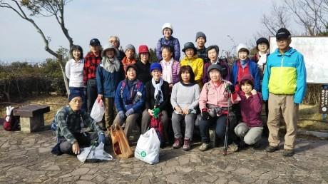 クリーンハイク  塩屋~栂尾山~須磨離宮公園_c0218841_18062157.jpg
