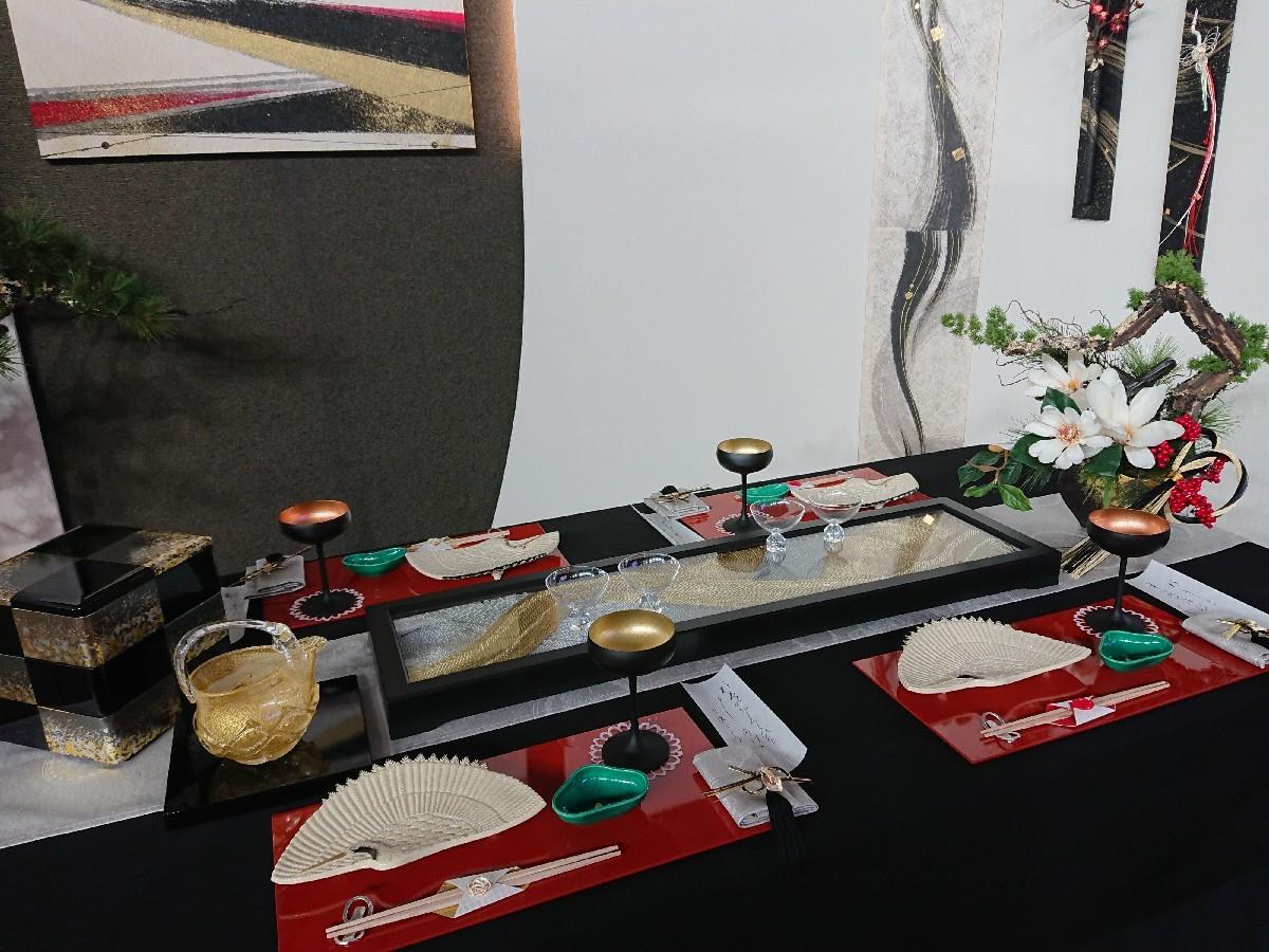 東京ドーム「テーブルウエアフェスティバル」へ_f0323446_19055629.jpg