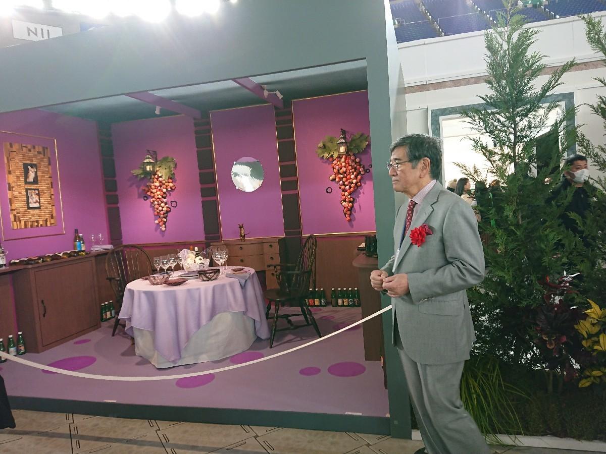 東京ドーム「テーブルウエアフェスティバル」へ_f0323446_19152078.jpg