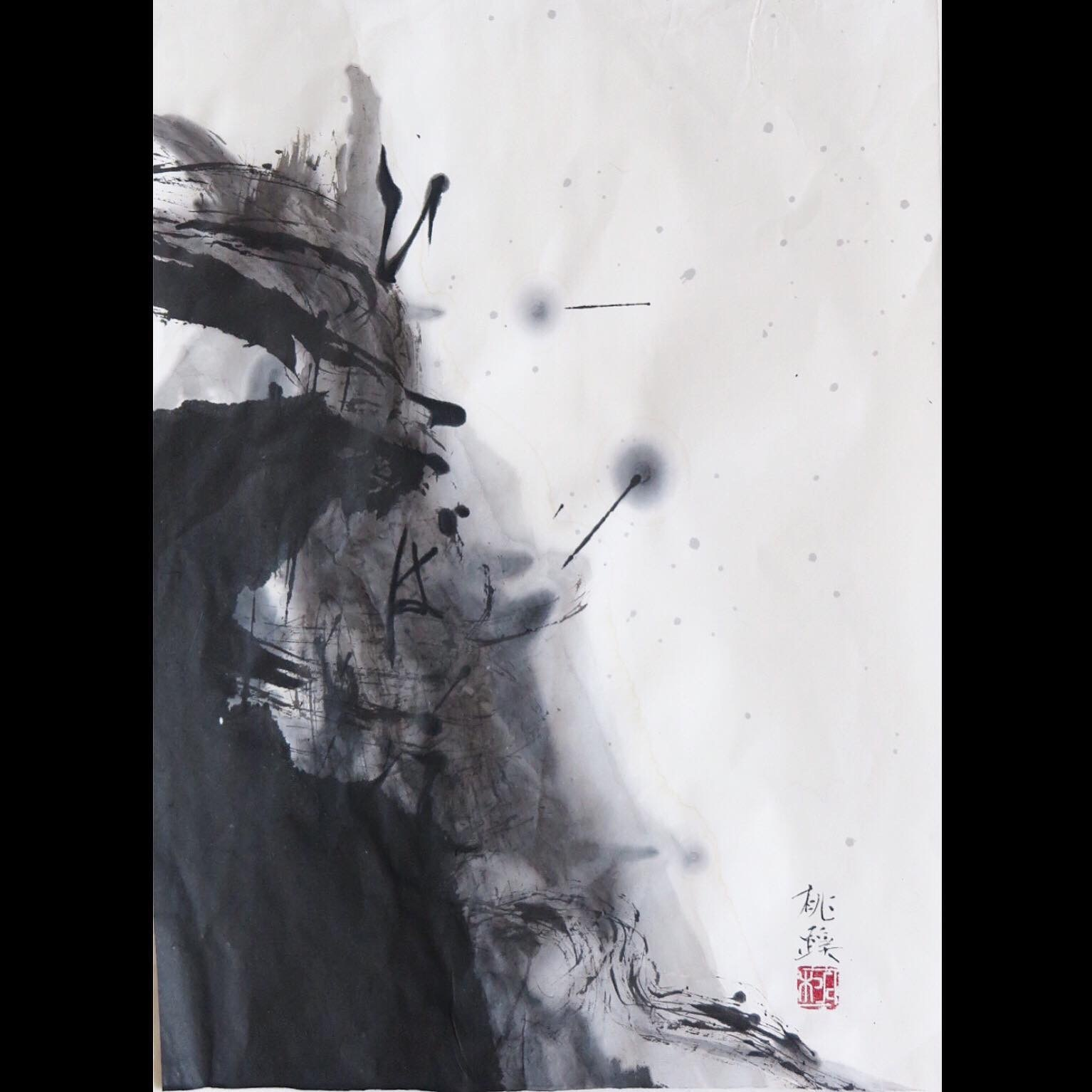 心象の風景  大和言葉・萬葉集を描く (奈良に生かされて)_f0389753_10373637.jpeg