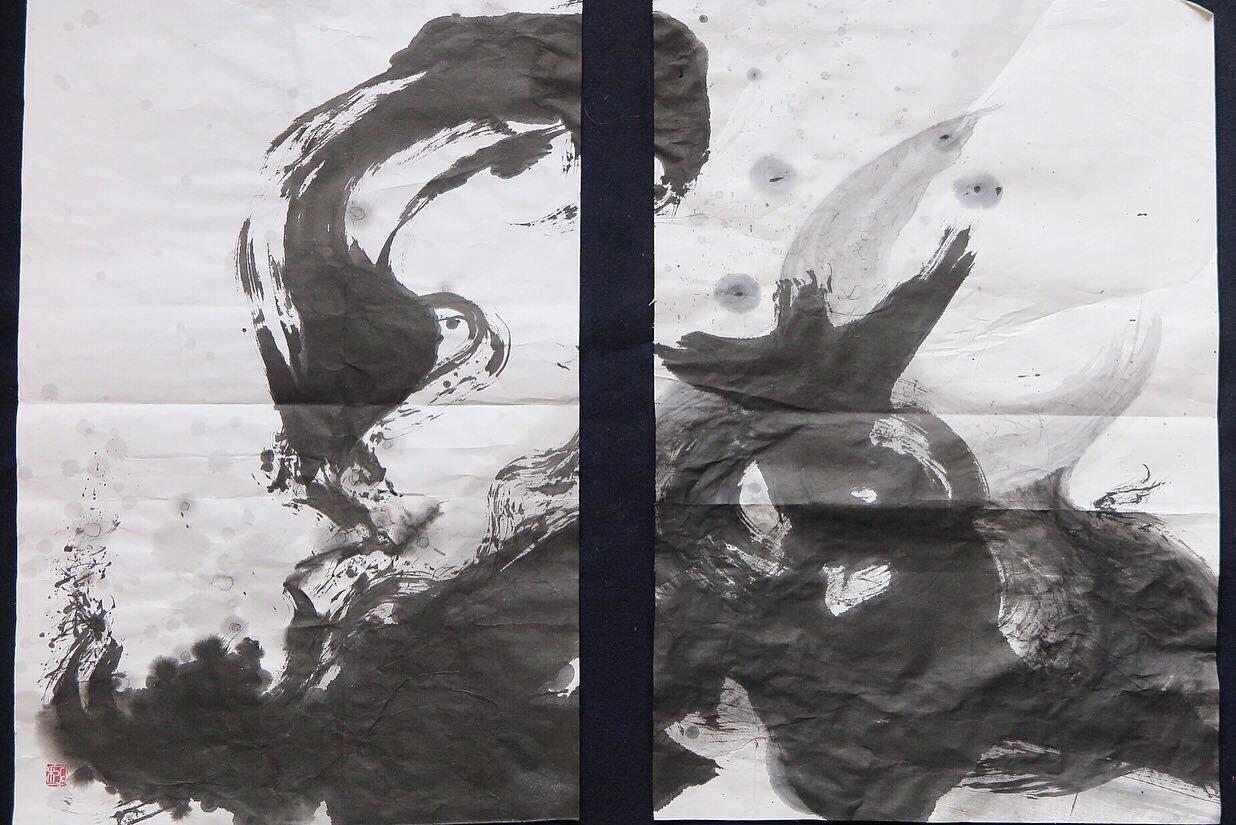 心象の風景  大和言葉・萬葉集を描く (奈良に生かされて)_f0389753_10384774.jpeg