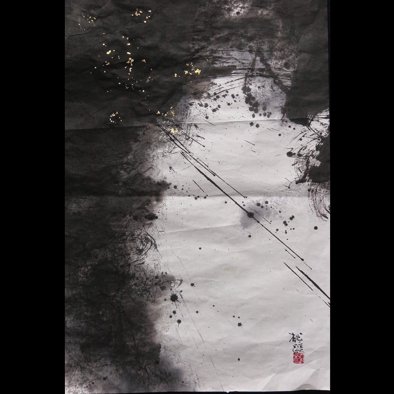 心象の風景  大和言葉・萬葉集を描く (奈良に生かされて)_f0389753_10393355.jpeg