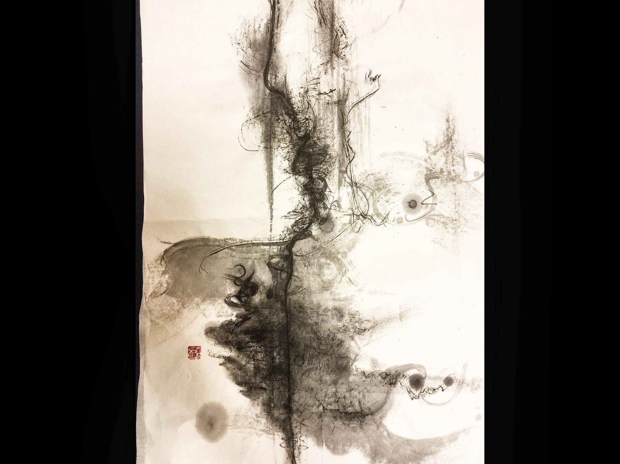 心象の風景  大和言葉・萬葉集を描く (奈良に生かされて)_f0389753_10395767.jpeg