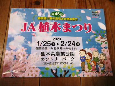 第45回JA植木まつり(IN熊本県農業公園(カントリーパーク))に行ってきました!(2020)_a0254656_17272140.jpg