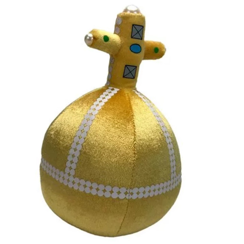 Monty Python and the Holy Grail Hand Grenade Plush_e0118156_17044369.jpg