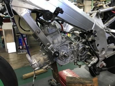 MC21 エンジン・車体 OH ⑦_e0114857_21523563.jpg