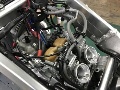 MC21 エンジン・車体 OH ⑦_e0114857_22044230.jpg