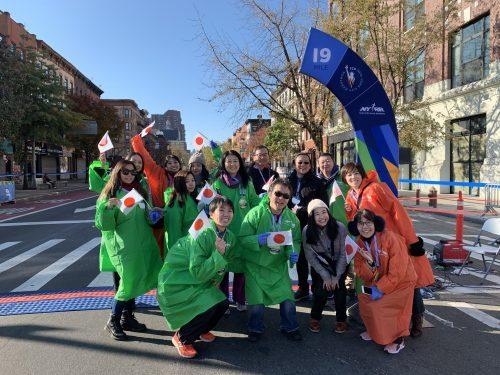 NYシティマラソン ボランティア活動_b0103758_20085404.jpg