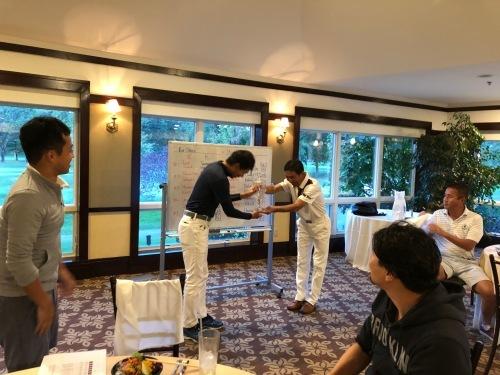 早慶戦ゴルフ_b0103758_20523572.jpg