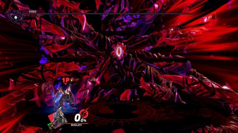 ゲーム「大乱闘スマッシュブラザーズ SPECIAL ダーズ vs リドリー」_b0362459_22492239.jpg