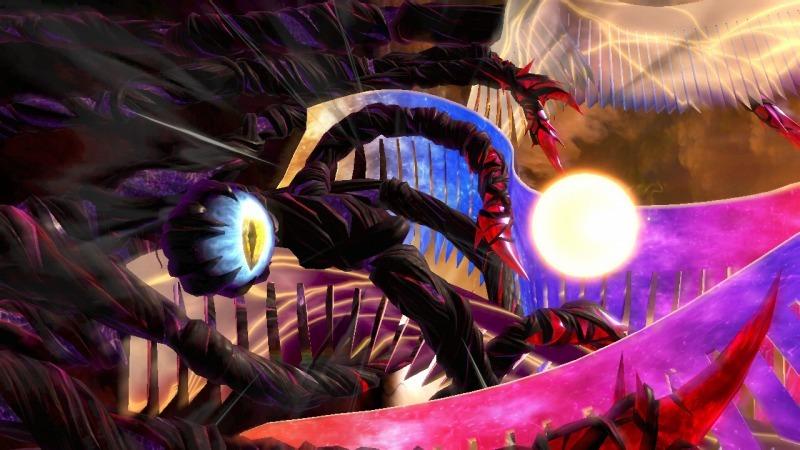 ゲーム「大乱闘スマッシュブラザーズ SPECIAL ダーズ vs リドリー」_b0362459_23414605.jpg
