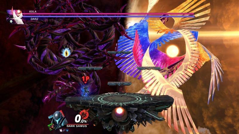 ゲーム「大乱闘スマッシュブラザーズ SPECIAL ダーズ vs リドリー」_b0362459_23442162.jpg