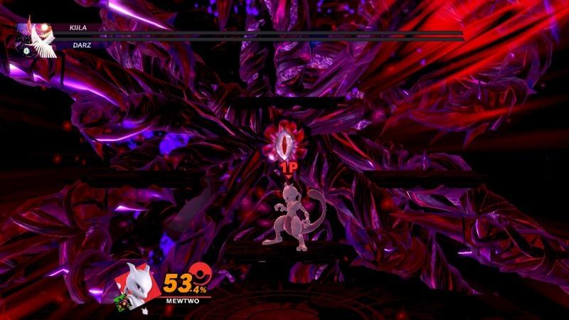 ゲーム「大乱闘スマッシュブラザーズ SPECIAL ダーズ vs リドリー」_b0362459_23451425.jpg