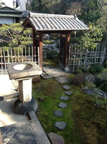 京の節分、坐禅と花と和菓子_b0153663_23024566.jpeg