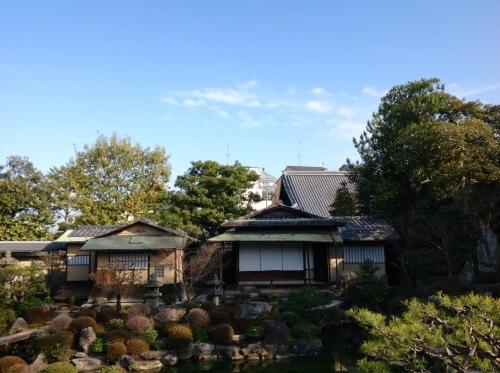 京の節分、坐禅と花と和菓子_b0153663_23054921.jpeg