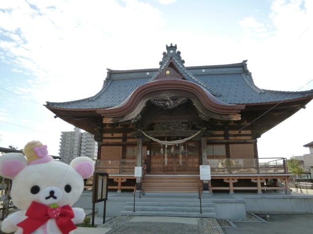 ☆リラ旅 in 新潟 vol.1☆_f0351775_09543517.jpg