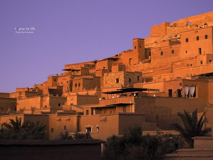 Morocco travel #Ait Ben Haddou②_f0326278_17404384.jpg