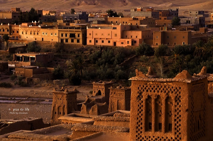 Morocco travel #Ait Ben Haddou②_f0326278_17405127.jpg