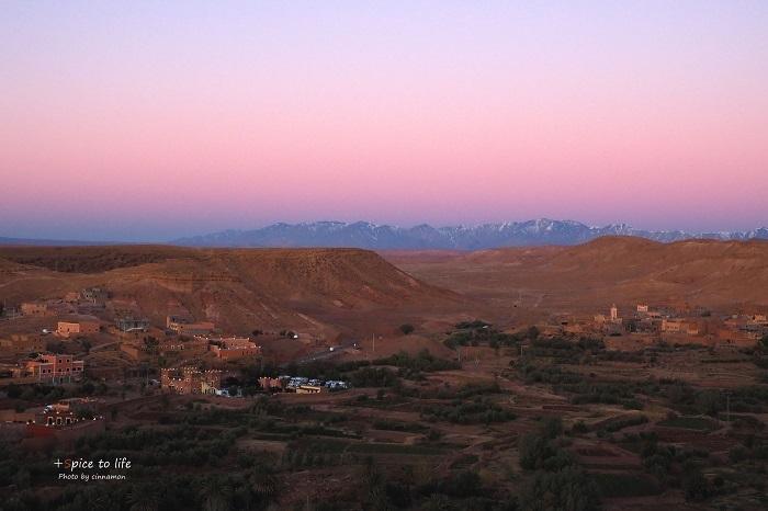 Morocco travel #Ait Ben Haddou②_f0326278_17405713.jpg
