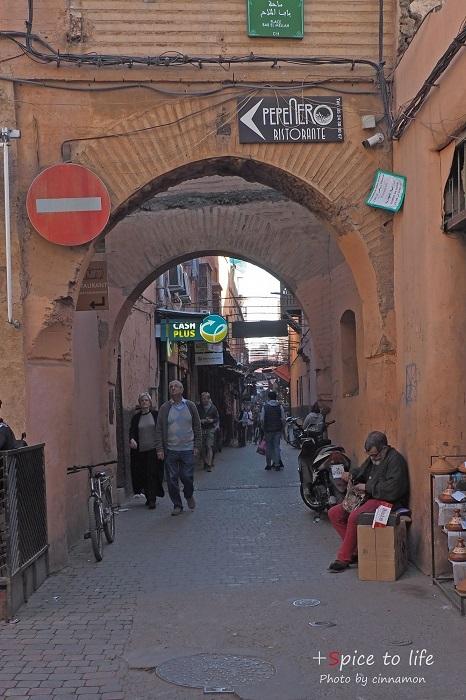 Morocco travel #世界最大の市場①_f0326278_17432784.jpg