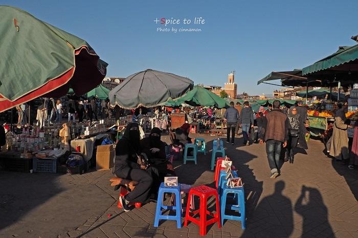 Morocco travel #世界最大の市場②_f0326278_17434911.jpg