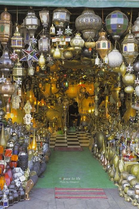 Morocco travel #世界最大の市場①_f0326278_17435507.jpg