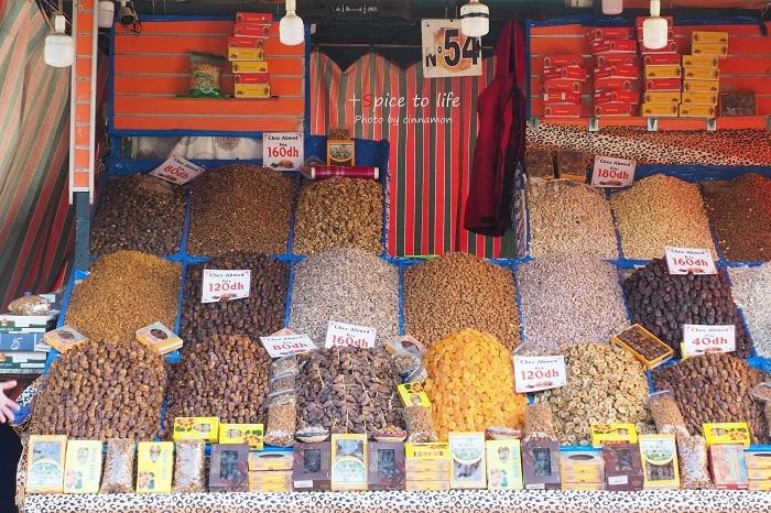 Morocco travel #世界最大の市場②_f0326278_17435878.jpg