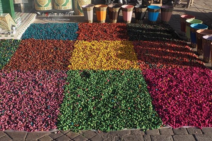 Morocco travel #世界最大の市場②_f0326278_17440184.jpg