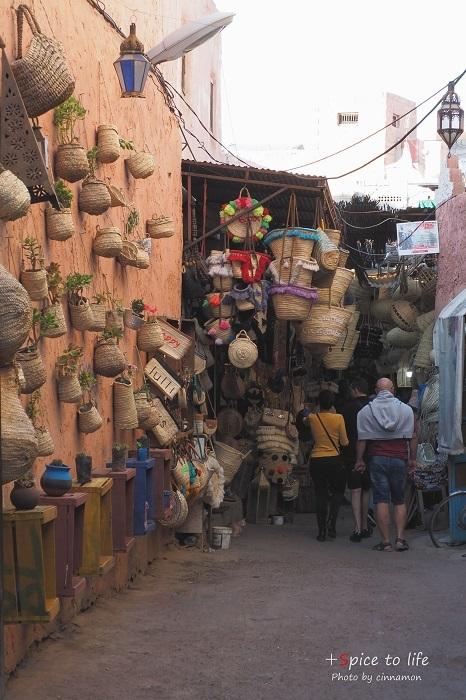 Morocco travel #世界最大の市場①_f0326278_17440342.jpg