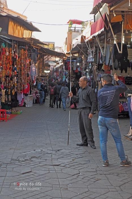 Morocco travel #世界最大の市場②_f0326278_17440624.jpg