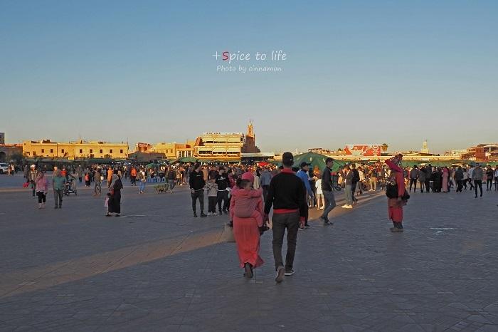 Morocco travel #世界最大の市場②_f0326278_17440967.jpg