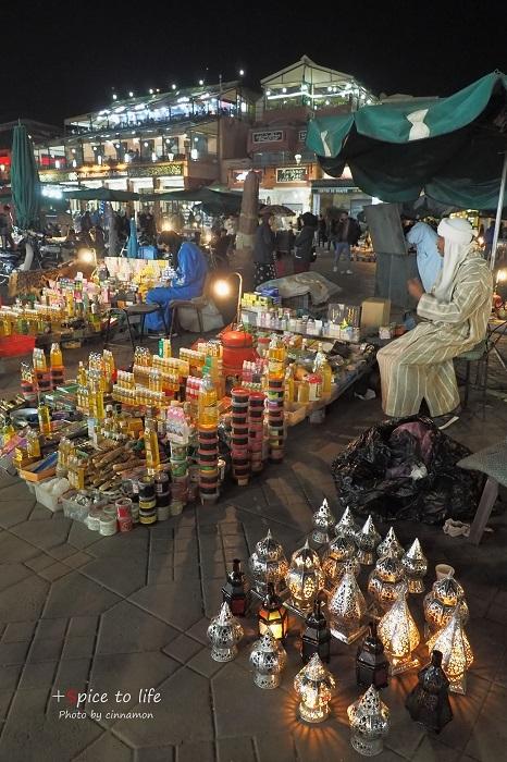 Morocco travel #世界最大の市場③_f0326278_17442331.jpg