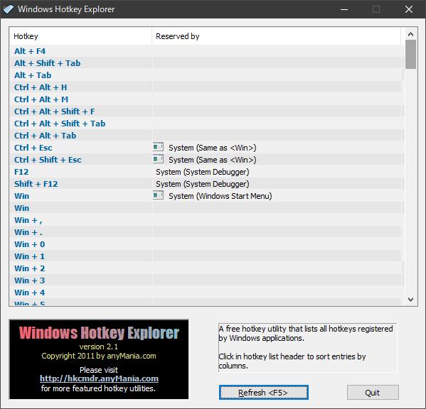 [ホットキー] Windows ホットキー 一覧と定義 [ショートカット] (2/2)_a0034780_02435970.png