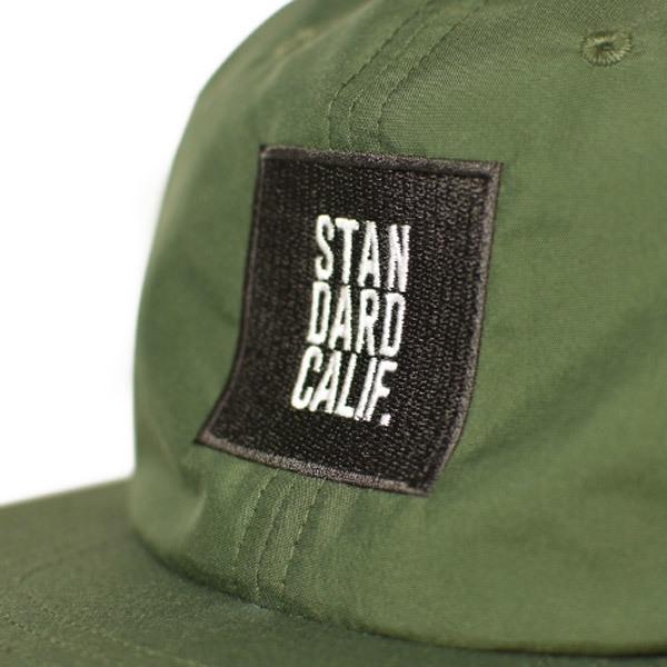 【DELIVERY】 STANDARD CALIFORNIA - Three-Layer Box Logo Cap_a0076701_13091713.jpg