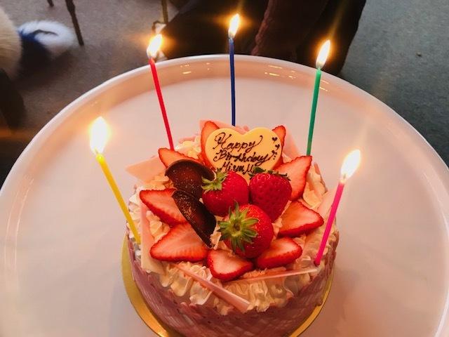 お誕生日を迎えました~♡_a0050302_14143066.jpg