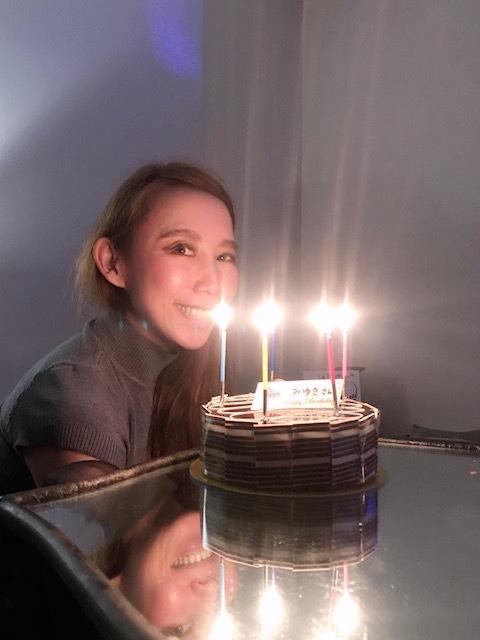 お誕生日を迎えました~♡ 1/30_a0050302_14481420.jpg