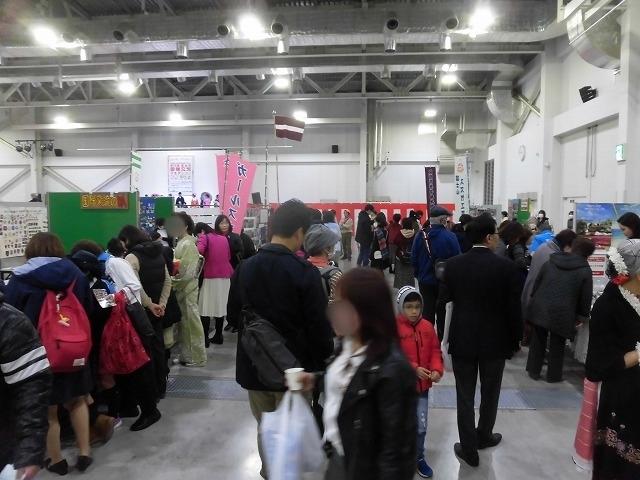 59ヵ国、約6,000人の外国の方が住む富士市の「第32回 国際交流フェア2020」_f0141310_07341936.jpg