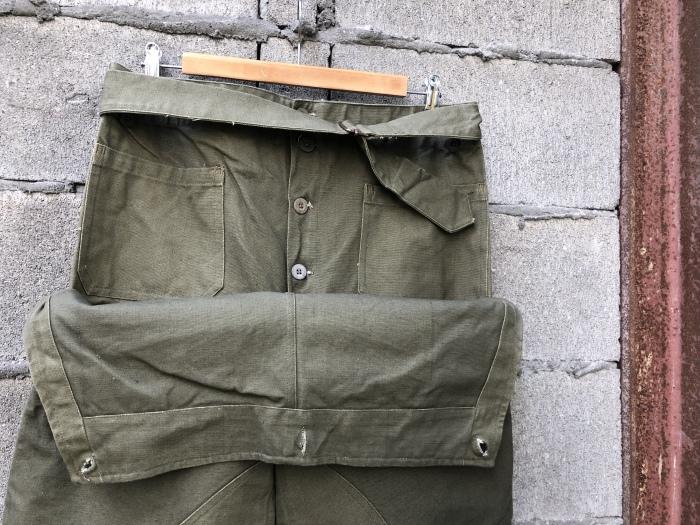 NOS 1940\'S French MilitaryM-38 M.C Pants_b0247211_20443389.jpeg