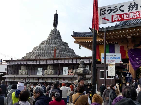 節分参詣 壬生寺_e0048413_20292029.jpg
