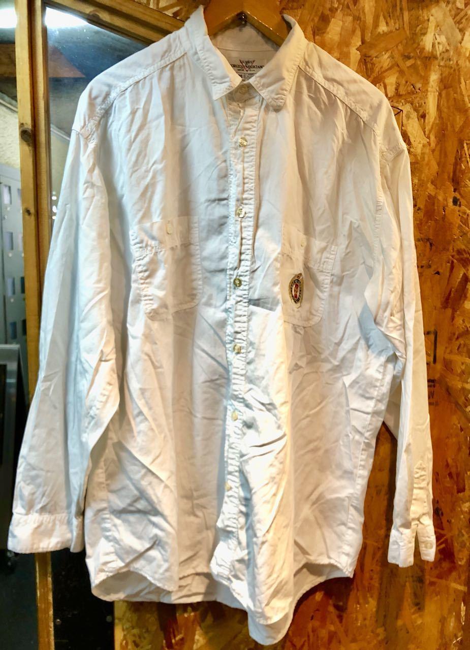 2月3日(月)入荷!GUESS  by GEOGES MARCIANO MADE IN U.S.A white shirts!!  白シャツ!_c0144020_13034542.jpg