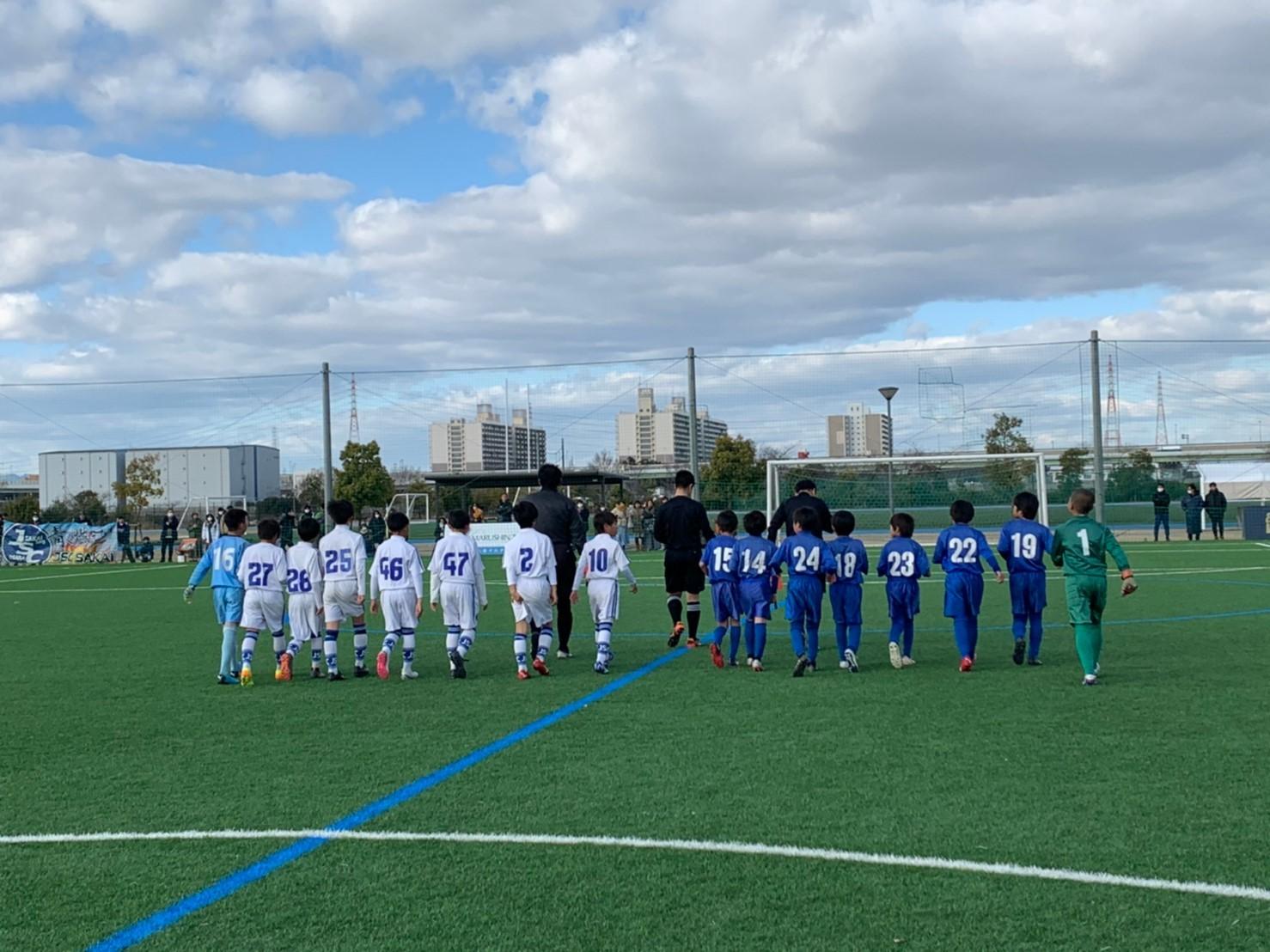U-11 小学生サッカー大会_f0138335_12005562.jpeg