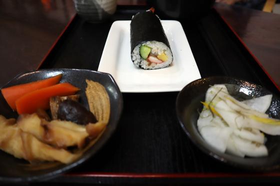 お食事 ~ 2020 恵方巻 ~_e0222340_16161096.jpg