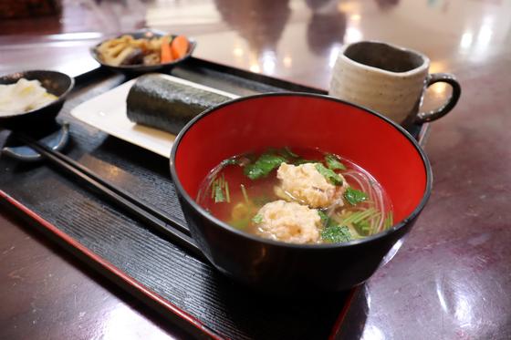 お食事 ~ 2020 恵方巻 ~_e0222340_1616223.jpg