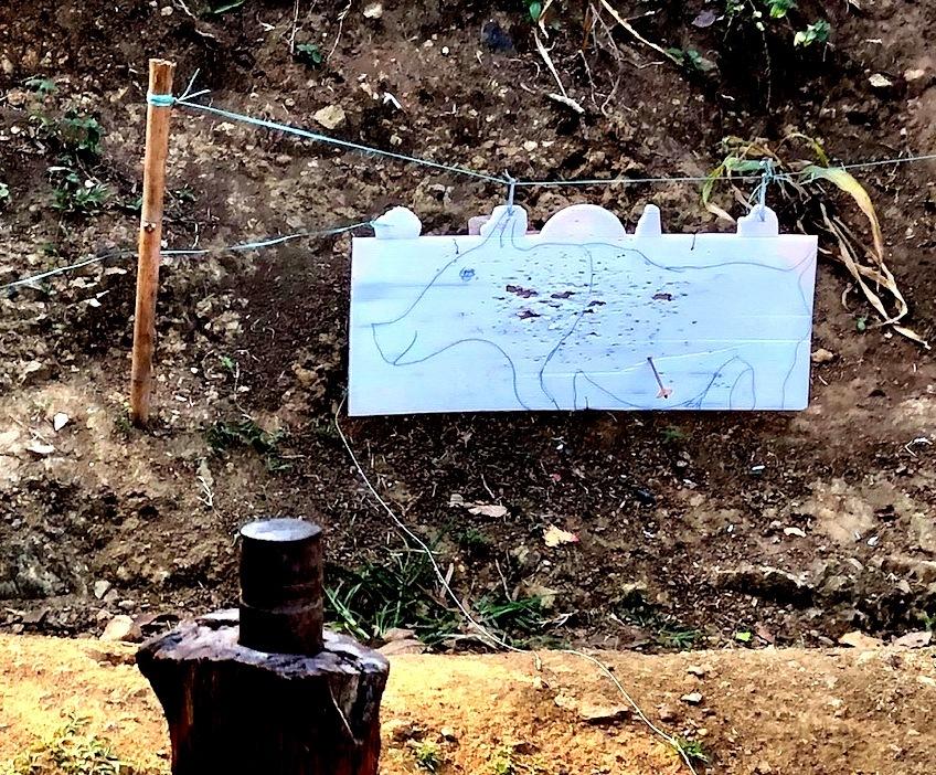 ラオスの旅 22  少数民族 モン族の村へ_a0092659_11223869.jpg